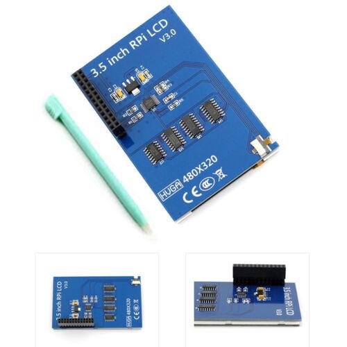 3.5 LCD Touch Screen Display Module Board For Raspberry Pi A+B B 2B 3B Zero RS