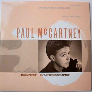 Paul McCartney - Once upon a long ago (Long Version) - maxi vinyl single
