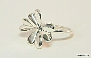 830b22531 Image is loading NEW-TAGS-AUTHENTIC-PANDORA-SILVER-RING-MOVING-CLOVER-