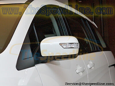 11 12 13 14 15 Mazda5 LED Signal Chrome Rear Side Mirror Cover Mazda 5 OEM