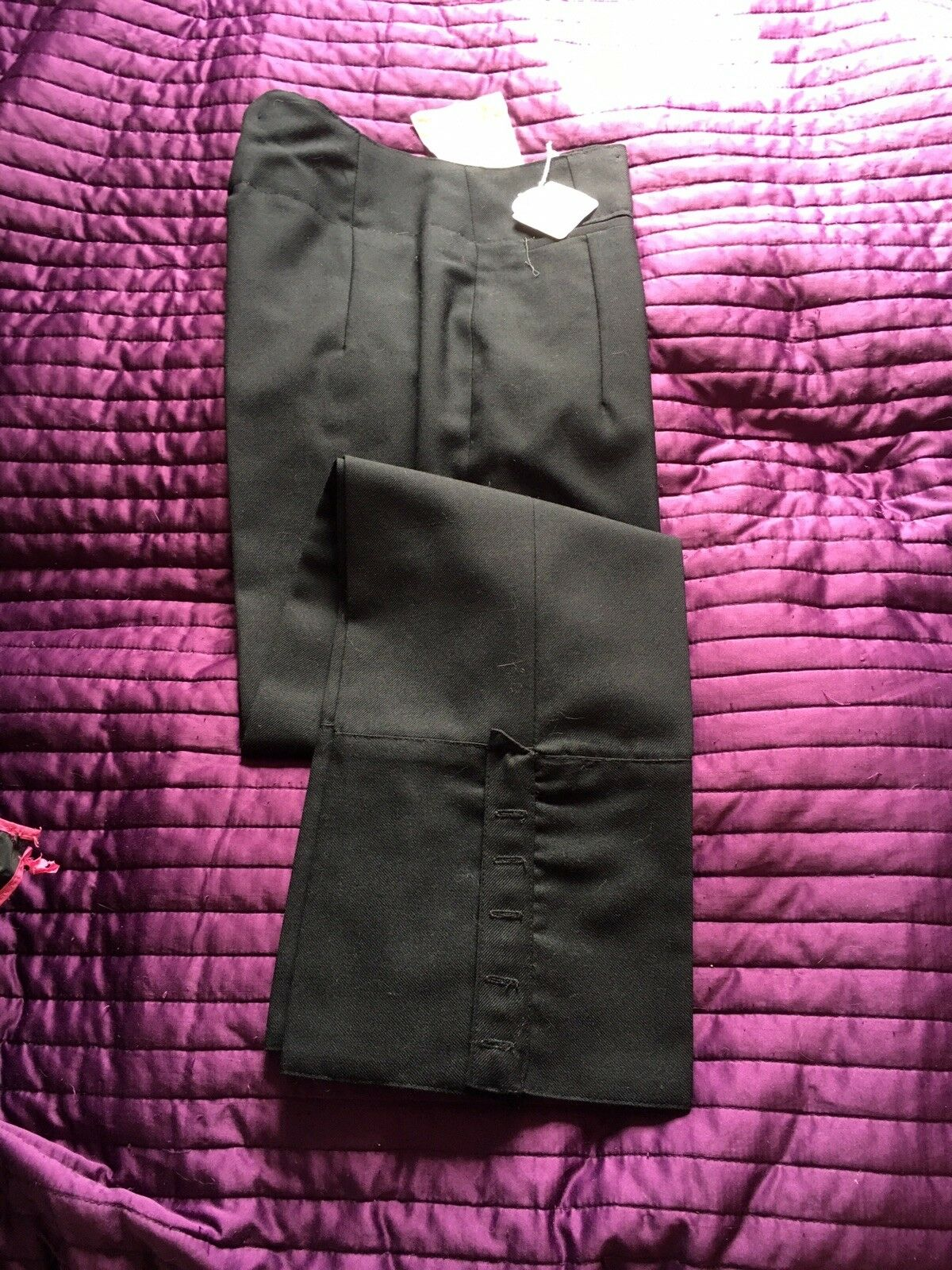 Traditional Spanish Riding Trousers made by Zaldi in sizes 32 & 42
