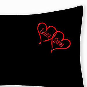 Personnalisé Brodé Love Coeur Taie d'Oreiller boyfriend Valentine Cadeau Souvenir-afficher le titre d`origine qNKe2SuA-07164238-178700436