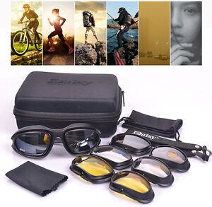 66183741ceb1 Image is loading Daisy-C5-Hunting-Sunglasses-Military-Goggles-Polarized-4-