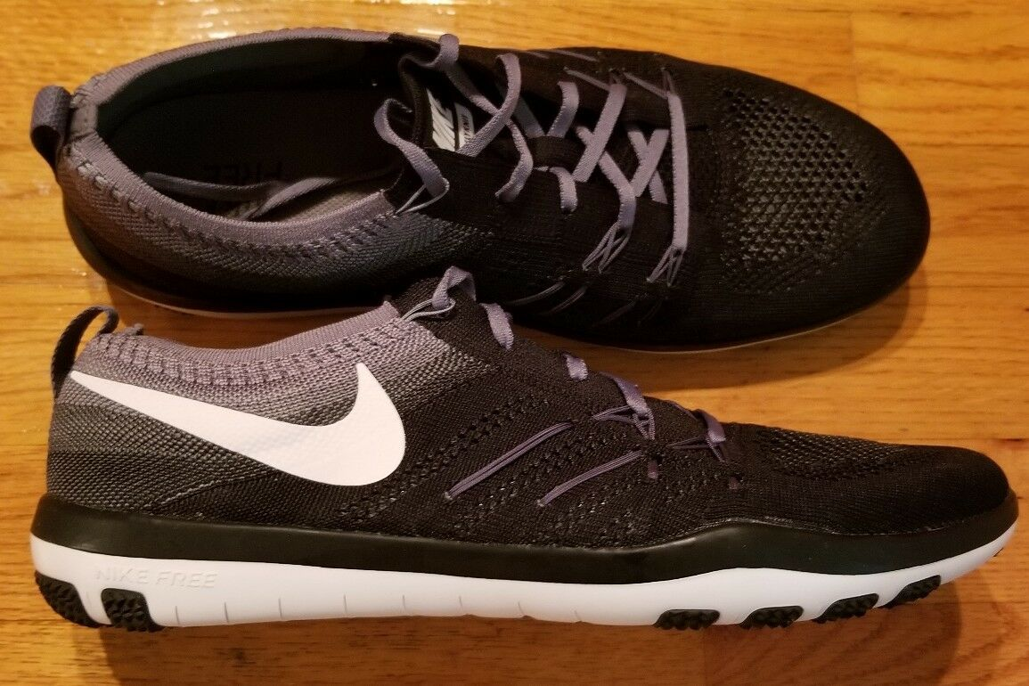 *WOW* NIKE FREE FOCUS trainer FLYKNIT Womens 11 NSW trainer FOCUS training running run gym eb1686