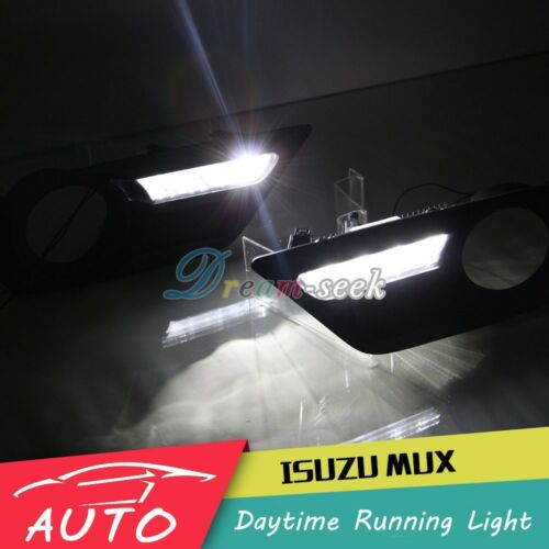 Neu LED Tagfahrlicht TFL für Isuzu Mu-X 2013 2014 2015 2016 DRL Licht Lampe