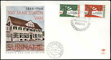 Suriname 1967 Cultural Centre FDC First Day Cover #C29294