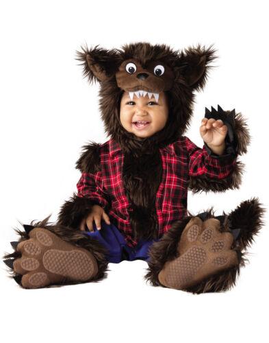 Wee Werewolf Baby Wolf Dog Bear Infant Animal Halloween Costume