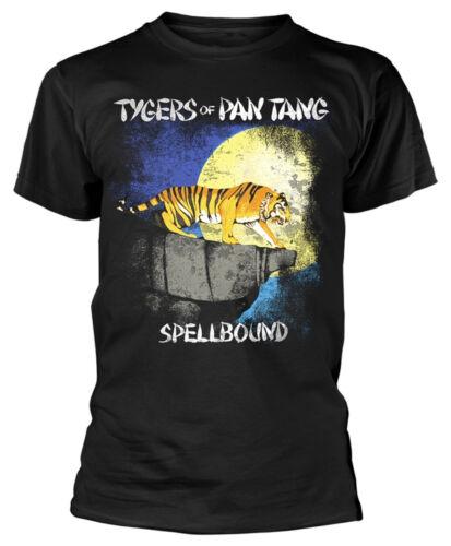 "TYGERS OF PAN TANG /""séduit/"" T-shirt-NOUVEAU /& OFFICIEL!"