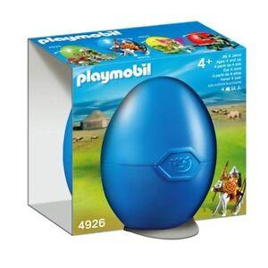 PLAYMOBIL-4926-GUERRERO-MONGOL-A-CABALLO