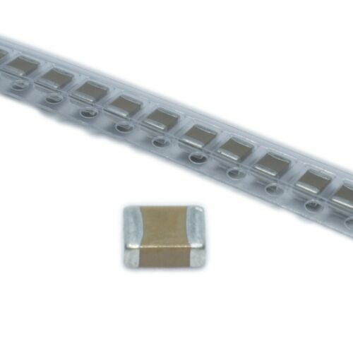100x CL21B103KCANNNC Kondensator Keramik MLCC 10nF 100V X7R ±10/% SMD 0805