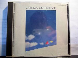 CHRIS REA ON THE BEACH MAGNET RECORDS LTD 1986 first pressing AAD - Wroclaw, Polska - CHRIS REA ON THE BEACH MAGNET RECORDS LTD 1986 first pressing AAD - Wroclaw, Polska