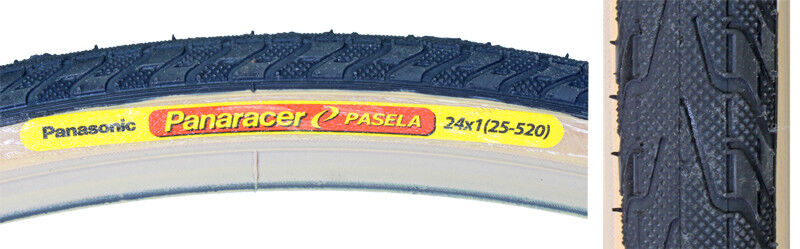 Panaracer Pasela Tire Pan Pasela 24x1 Bk sk (520)