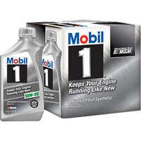 Mobil 1 Advanced Full Synthetic Motor Oil 10w-30 - 6 Pack Of 1 Quart Each