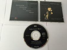 Buffy Sainte-Marie – The Big Ones Get Away V RARE 5 TRK PROMO CD ENSIGN NM/NM