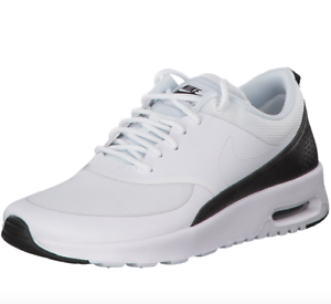 special section footwear super specials Nike Air Max Thea White Black Breathable Upper 599409-111 $95 ...