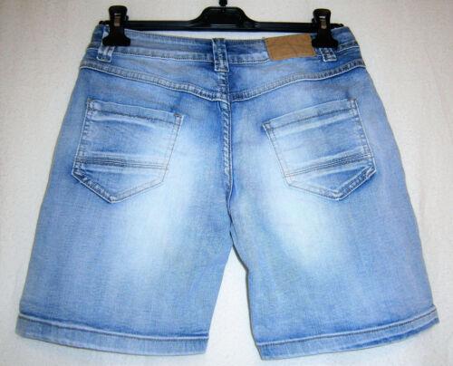 Carla Giannini M 36//38  u L 38//40 Edel Jeans Shorts Glamour und Glitzer Gr