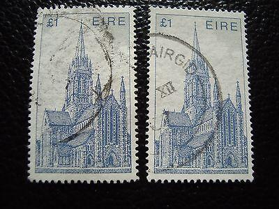 Briefmarke Yvert Und Tellier Nr Irland 574 X2 Gestempelt a32 Feines Handwerk e