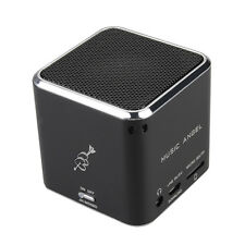 Music Angel JH-MD06D Portable Stereo Digital Speaker Support TF Card