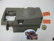 s l225 toyota tacoma lower dash fuse cover panel plastic light gray 01 02