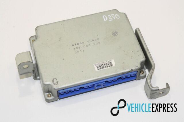 NISSAN X-TRAIL ABS Control Unit 47850 8H800 / A98-000 U26