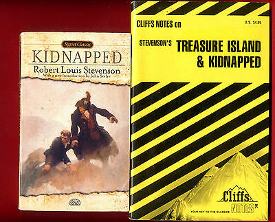 Treasure Island and Kidnapped (Cliffs Notes)