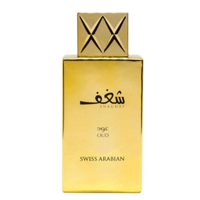 Shaghaf Oud a Unisex Eau De Parfum By Swiss Arabian - 75 ml (Las Vegas, NV)
