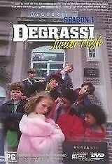 1 of 1 - Degrassi Junior High : Season 1 (DVD, 2005, 2-Disc Set) Ex Rental