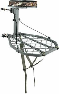 New Summit Featherweight Switch Aluminum Hang-On Treestand