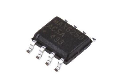 Fixed Series Voltage Reference 5V SOIC ±0.02 /% 8-Pin Maxim MAX6250ACSA+