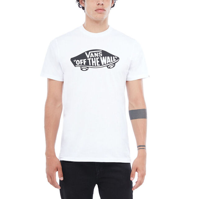 Off The Wall Logo T-Shirt In White VJAYYB2 - White Vans Buy Cheap Visit Shop For Sale Low Price For Sale Prices Cheap Online WM3h8j