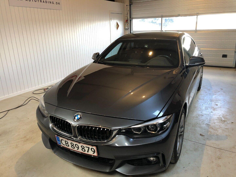 BMW 440i 3,0 Gran Coupé M-Sport aut. 5d