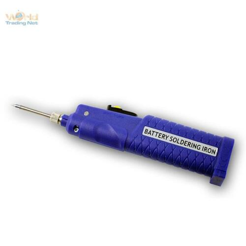 Batteriebetriebener Lötkolben mit Lötzinn Batterielötkolben Batteriebetrieb