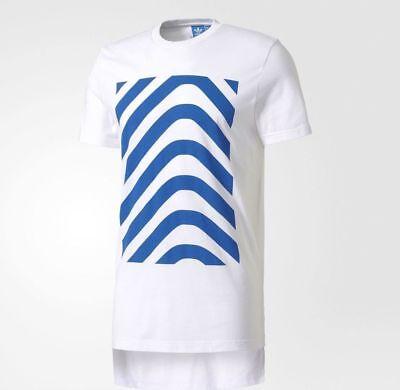 Adidas originals clfn triple t shirt basique dark blue