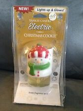 YANKEE CANDLE CHRISTMAS COOKIE ELECTRIC HOME FRAGRANCE UNIT LIGHTS UP & GLOWS