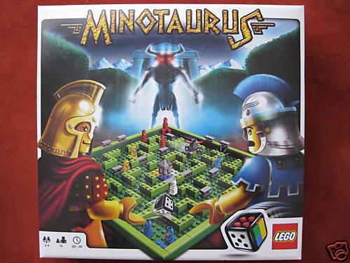 LEGO® 3841 Spiel Minotaurus  neu neu neu & ovp 13ca7d