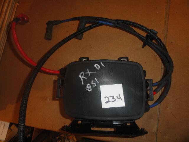 Sea-Doo GTX XP Rx 951 Di hinter Elektrokasten Relais & & & Spule Süßwasser a97357