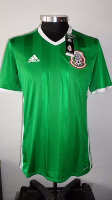 Mexico Jersey National Soccer Team Adidas 2016 2017 100% official NWT