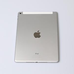 Original-de-Apple-carcasa-completamente-iPad-Air-2-a1567-plata-WiFi-Cellular-Grade-B