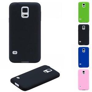 Handy-Hulle-Samsung-Galaxy-Schutz-TPU-Case-Silikon-Schutzhulle-Back-Cover-Bumper