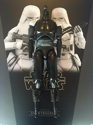 Hot Toys Star Wars Battlefront Snowtrooper Tall Boots loose échelle 1//6th