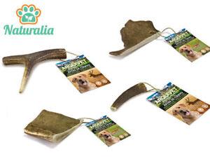 CORNO DI CERVO- Snack naturale per cani-Dentizione e recupero sali minerali