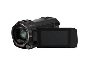 Panasonic HC-V777EG-K Camcorder schwarz