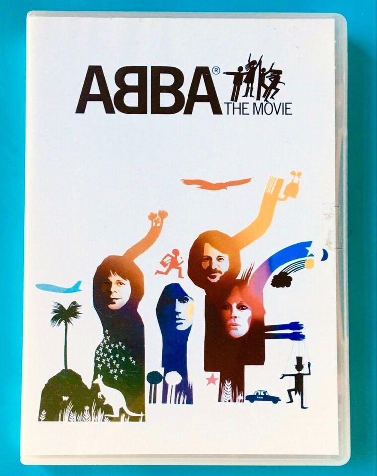 ABBA -The Movie (DK tekster), DVD, musical/dans
