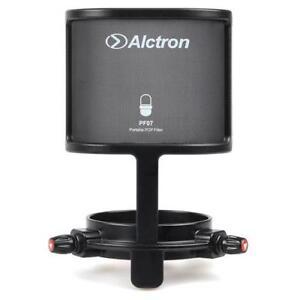 ALCTRON-MA850-POP-FILTER-SHOCK-MOUNT-ANTIVIBRAZIONI-DIRETTO-SU-MICROFONI-DA-STUD