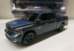 Custom Dodge Ram 1500 >> Details About Greenlight Nip 2017 1 64 Custom Dodge Ram 1500 Sport Hemi 4x4 Truck Cummins