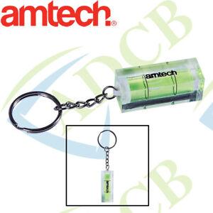 Green AKlamater Spirit Level Keyring Mini Spirit Level Keyring Keychain Tool DIY Gadget Novelty Gift