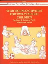Year Round Activities for Two-Year-Old Children (Preschool Curriculum-ExLibrary