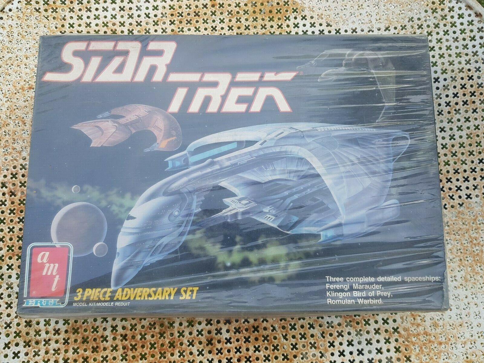 Amt star trek 3 piece adversary set