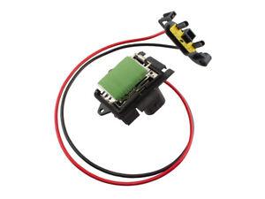 For R-enault Trafic V-auxhall Vivaro 01-14 Heater Blower Motor Fan Resistor 7701050325