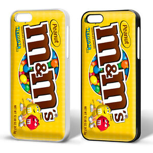low priced ab9f2 d486b Details about Peanut M&M's - Phone Cover Case - vintage sweets - iPhone &  Samsung 4/5/6/6+